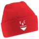 Firebrands Hockey Club Red Beanie