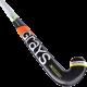 2016/17 Grays GX 5000 Ultrabow Black-Yellow Hockey Stick