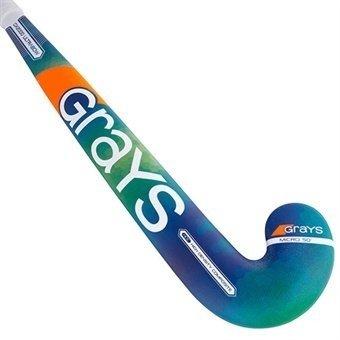 2017/18 Grays GX 2000 Ultrabow (Blue / Green) Hockey Stick