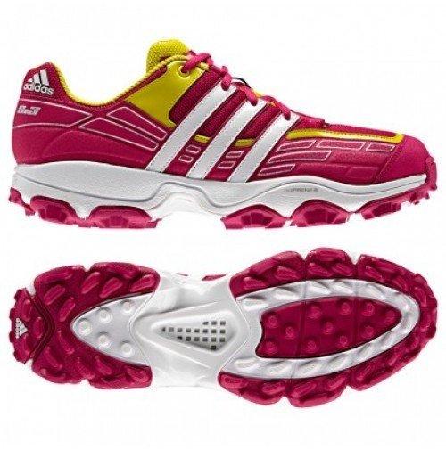 separation shoes f733c 57bd4 Adidas adiStar S3 Pink Hockey Shoes