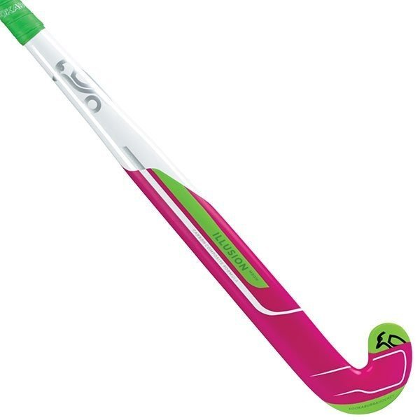 2015/16 Kookaburra Illusion M-Bow Composite Hockey Stick