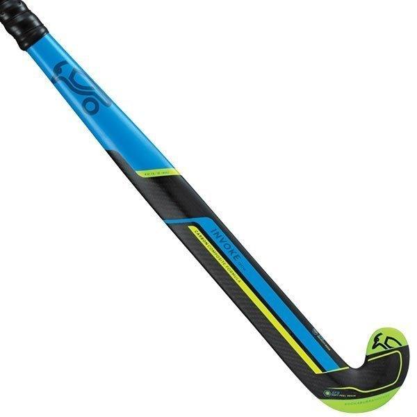 2015/16 Kookaburra Invoke I-Bow Composite Hockey Stick