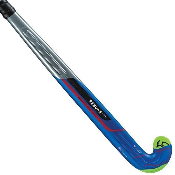 2015/16 Kookaburra Rebuke M-Bow Composite Hockey Stick