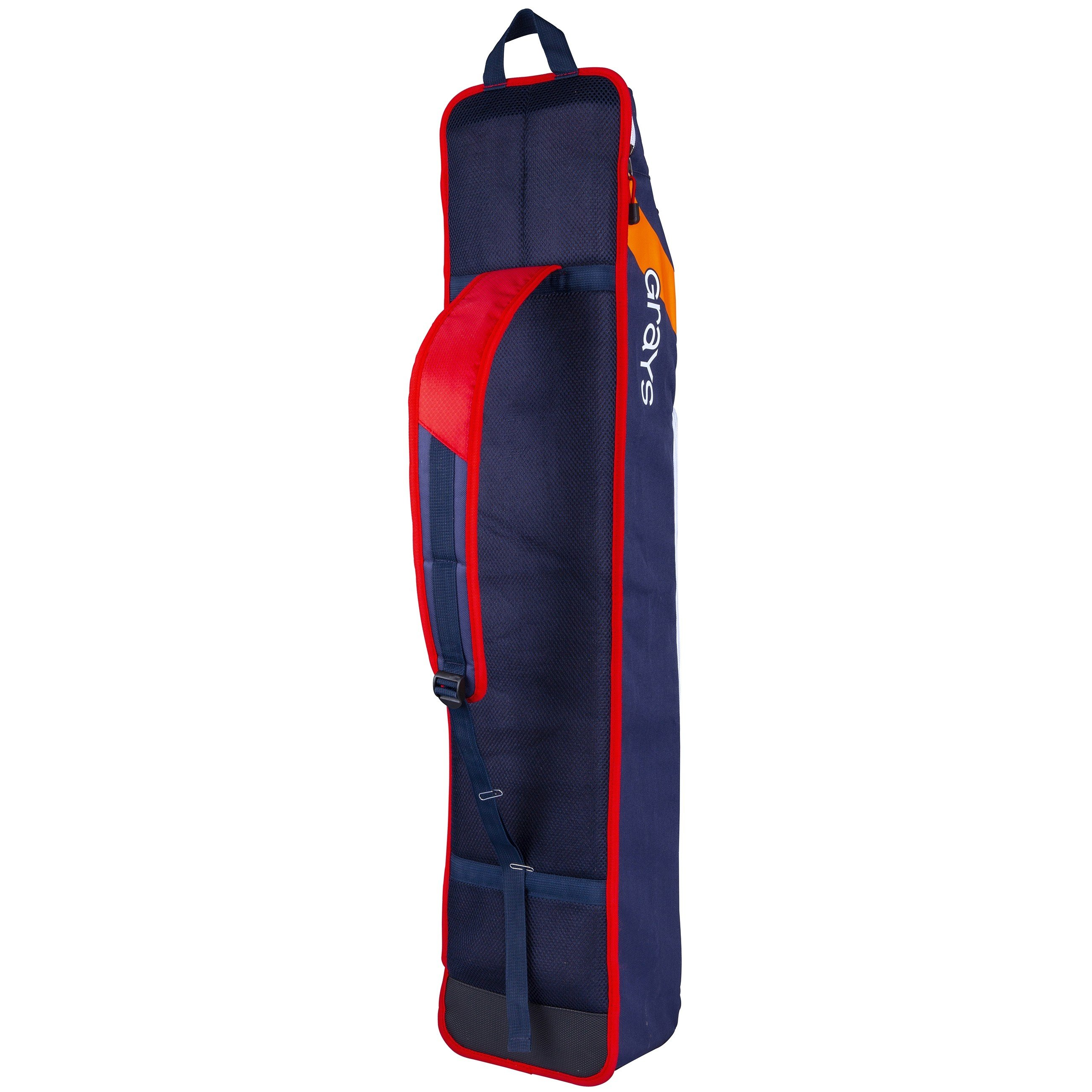 Grays Flash 500 Hockey Stick Bag - Navy/Red
