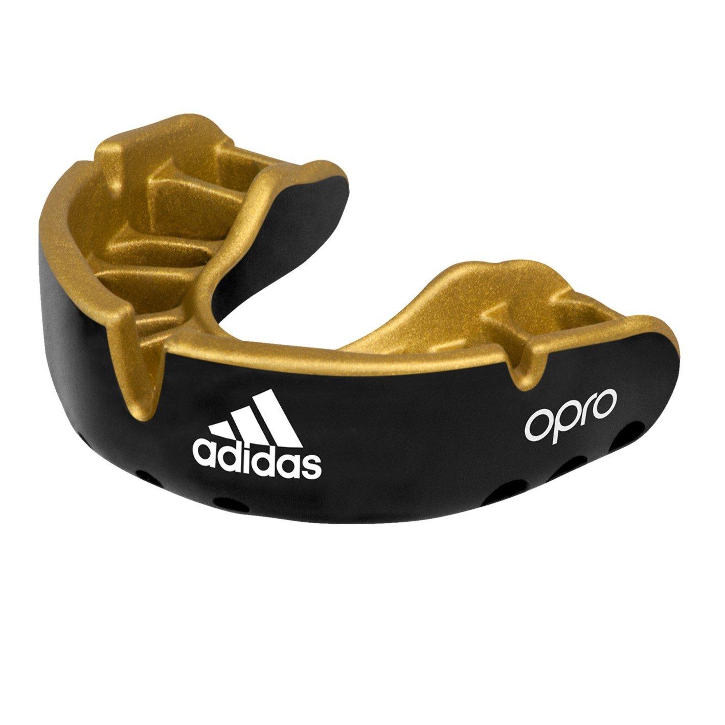 Opro Adidas Mouthguard Gold Senior - Black