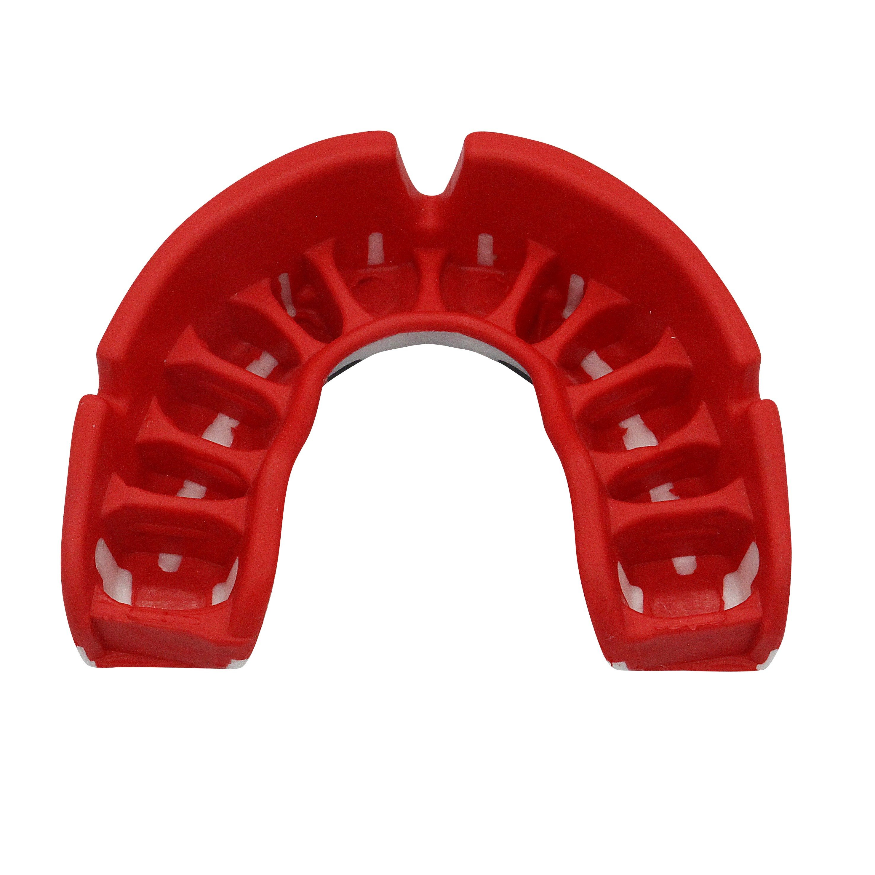 Opro Adidas Mouthguard Platinum Senior - Red/White/Black
