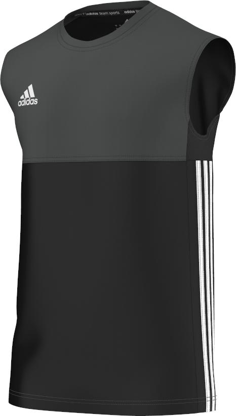 Barnsley HC Adidas Black Training Vest