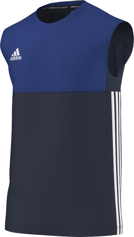 Redditch Hockey Club Adidas Navy Training Vest