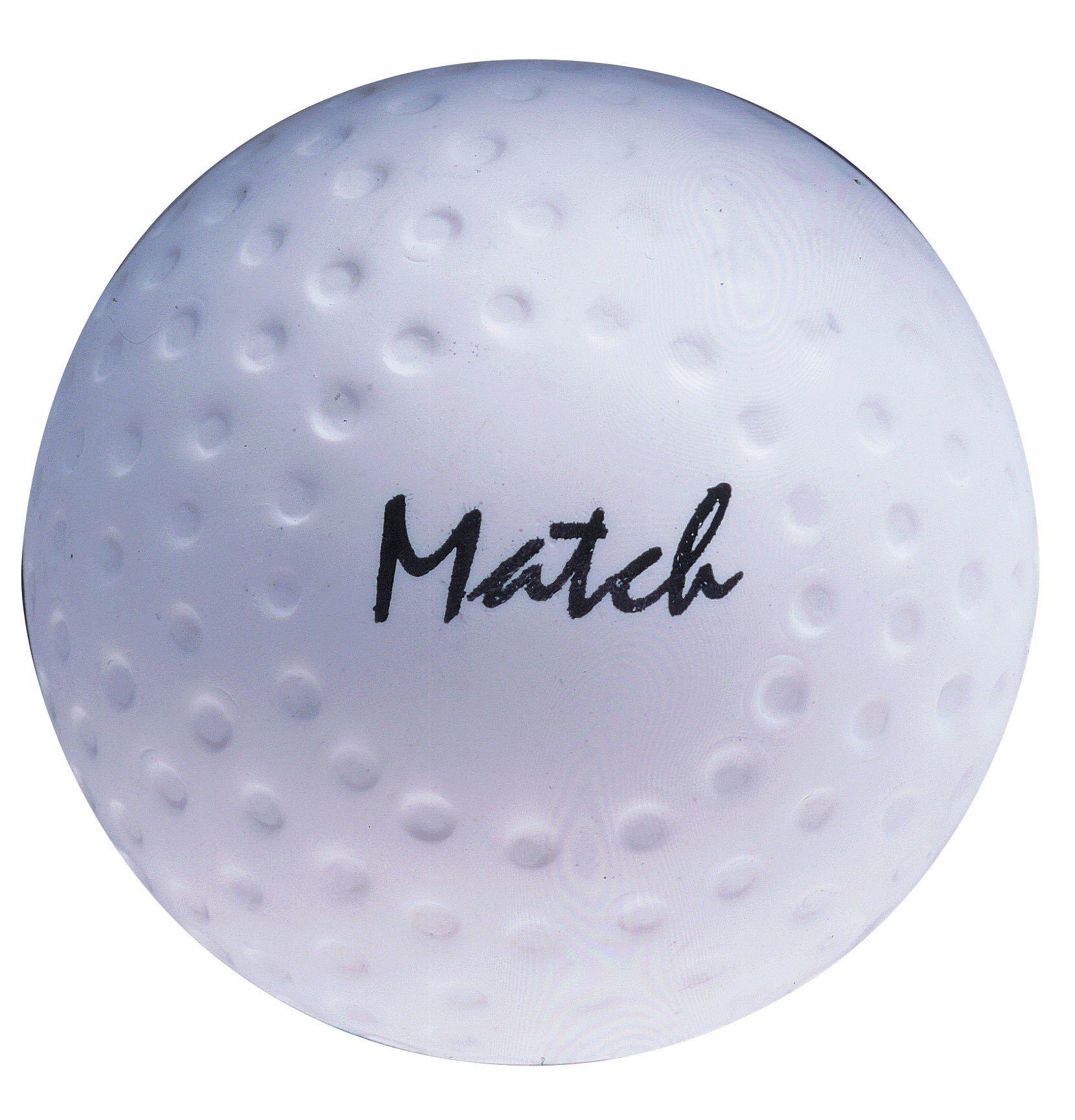 Grays Match Hockey Ball - White