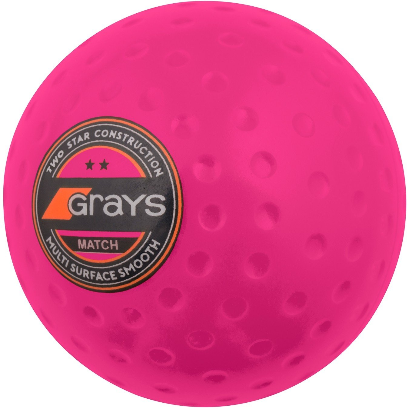 Grays Match Hockey Ball - Pink