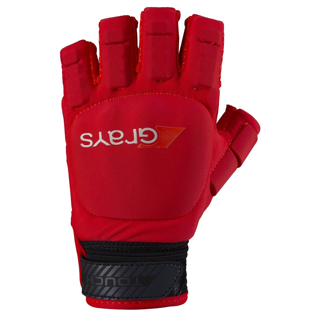 2021/22 Grays Touch Hockey Glove - Fluo Red