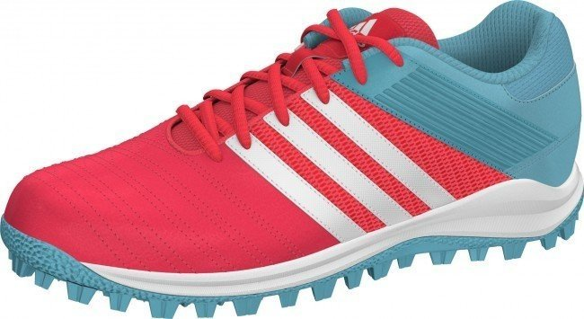 Adidas SRS 4 W Hockey Shoes - Shock Red