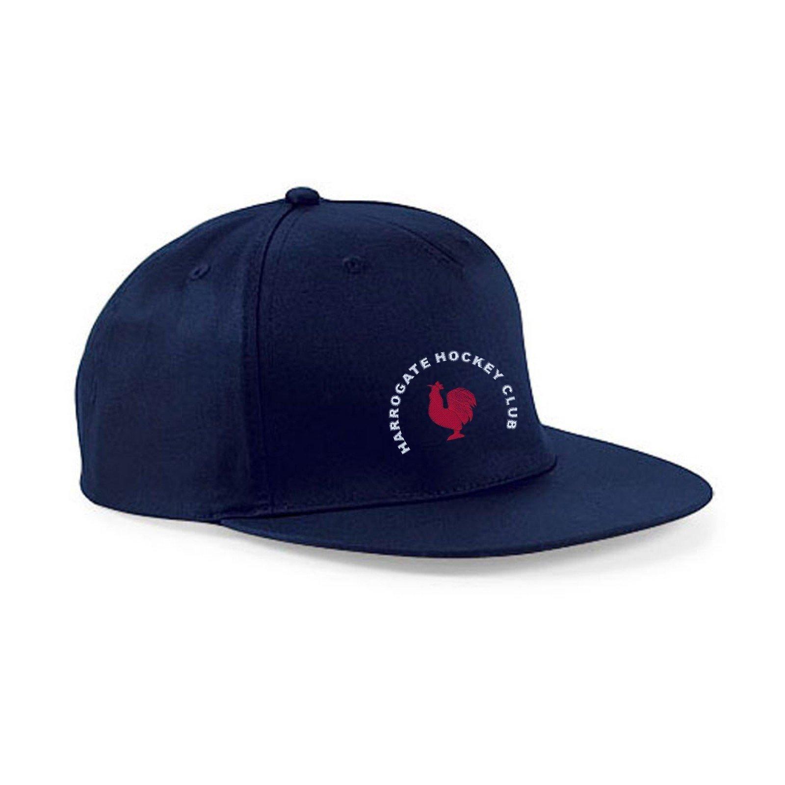 Harrogate HC Adidas Navy Snapback Hat