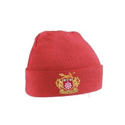 Osbaldwick FC Red Beanie