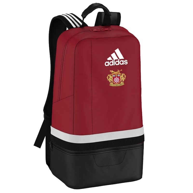 Osbaldwick FC Adidas Red Training Bag