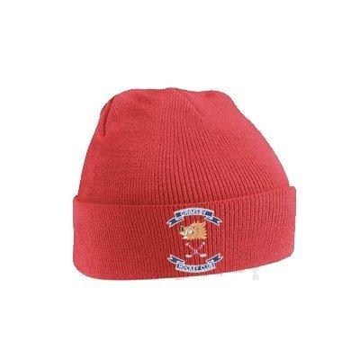 Grimsby HC Red Beanie