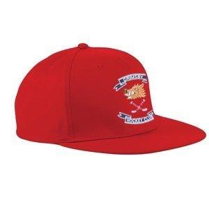 Grimsby HC Adidas Red Snapback Hat