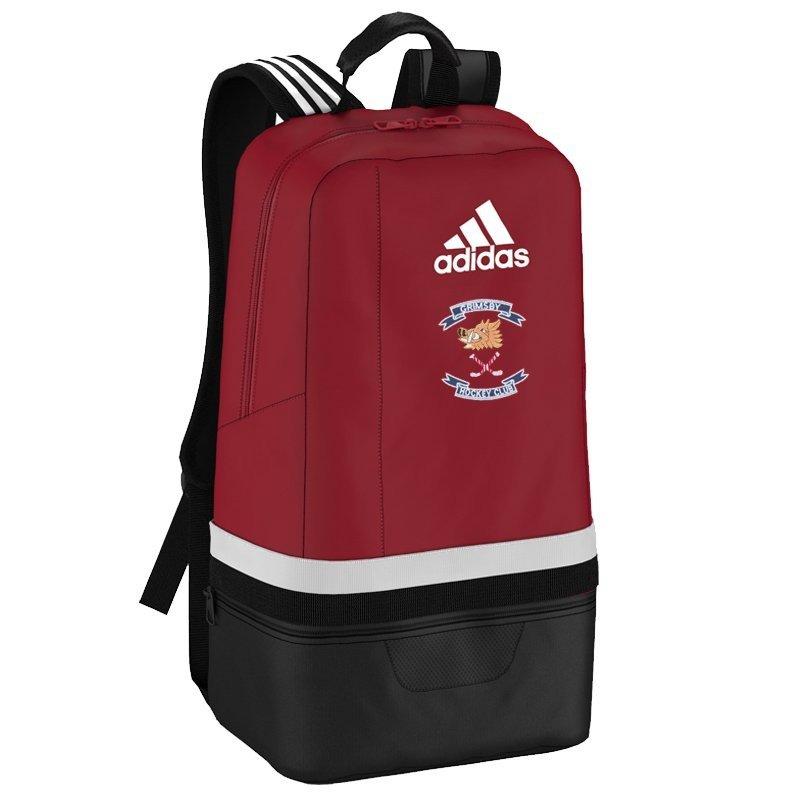 Grimsby HC Adidas Red Training Bag