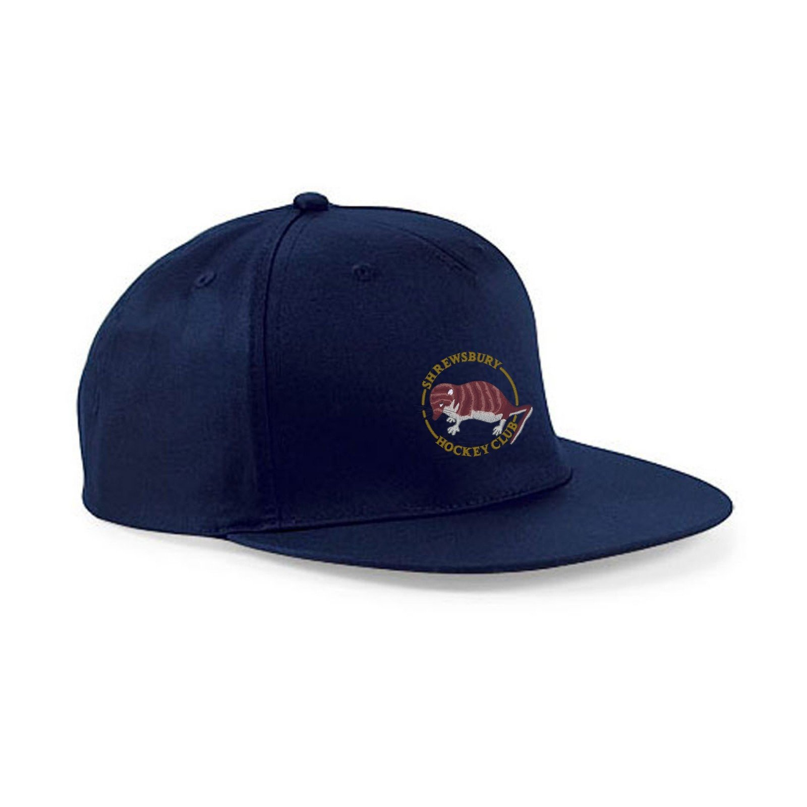 Shrewsbury Hockey Club Adidas Navy Snapback Hat