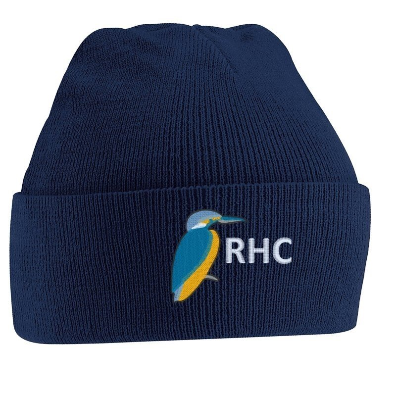Redditch Hockey Club Adidas Navy Beanie