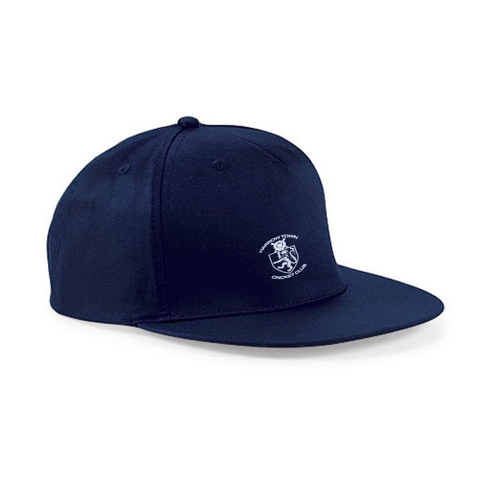 Harrow Town CC Adidas Navy Snapback Hat
