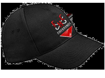 Firebrands Hockey Club Black Baseball Cap