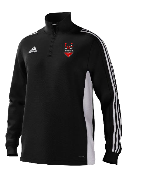Firebrands Hockey Club Adidas Black Training Top