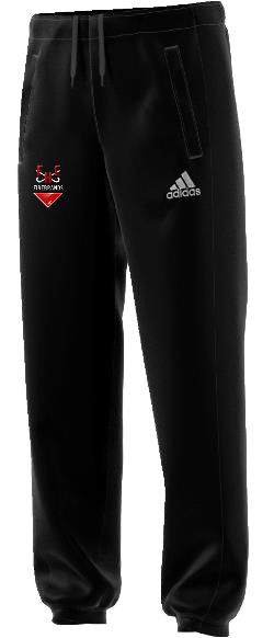 Firebrands Hockey Club Adidas Black Sweat Pants
