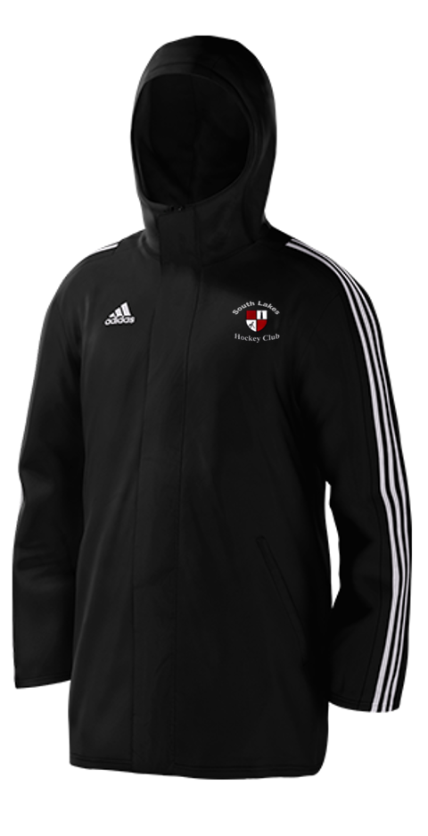 South Lakes Hockey Club Black Adidas Stadium Jacket