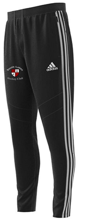South Lakes Hockey Club Adidas Black Training Pants