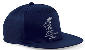 Gateshead Hockey Club Navy Snapback Hat
