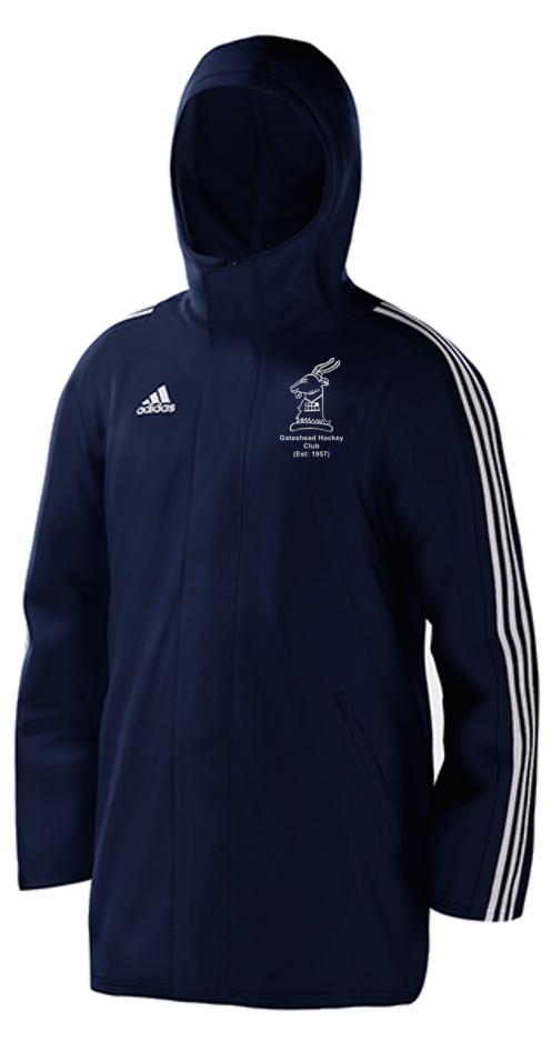 Gateshead Hockey Club Navy Adidas Stadium Jacket