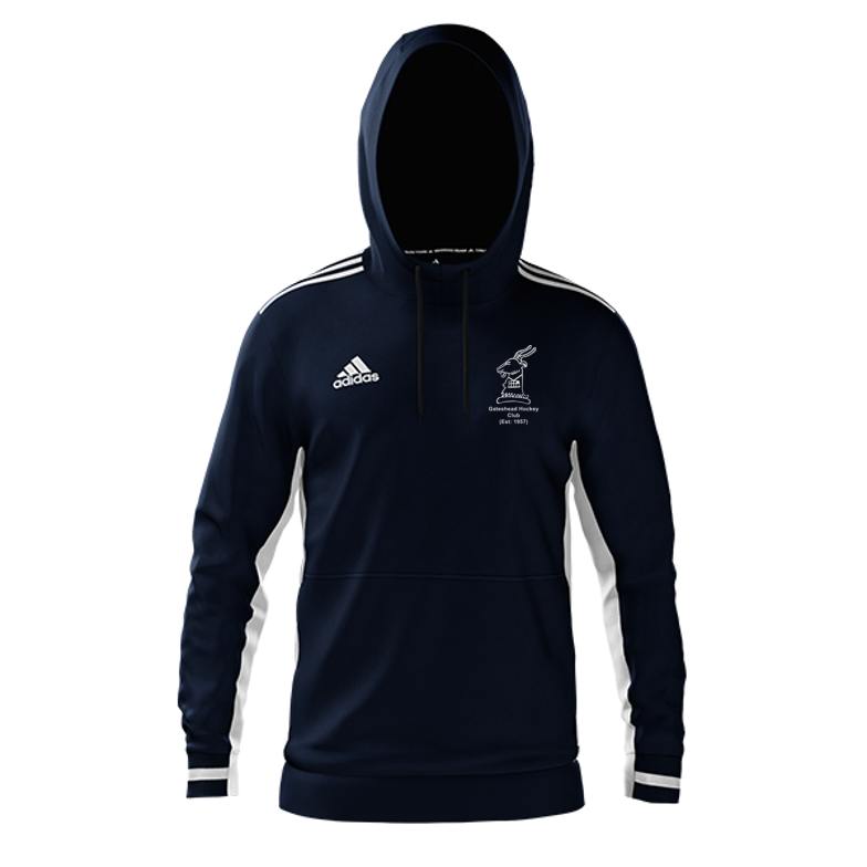 Gateshead Hockey Club Adidas Navy Hoody
