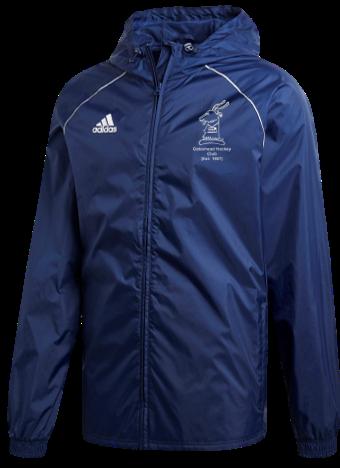 Gateshead Hockey Club Adidas Navy Rain Jacket