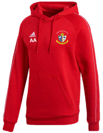 Sheffield Medics HC Adidas Red Fleece Hoody