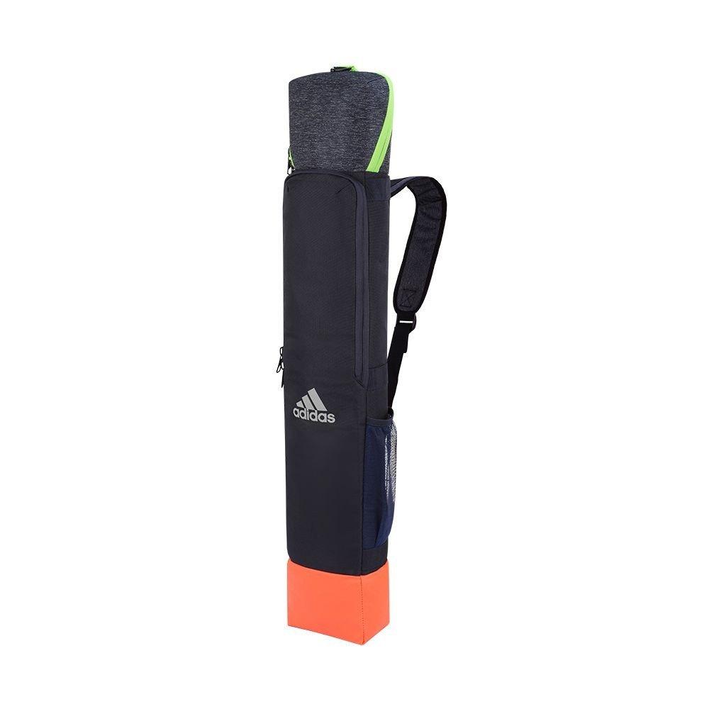 2020/21 Adidas VS2 Hockey Stick Bag - Navy/Orange/Green