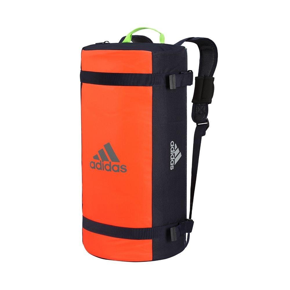 2020/21 Adidas VS2 Hockey Holdall - Navy/Orange/Green