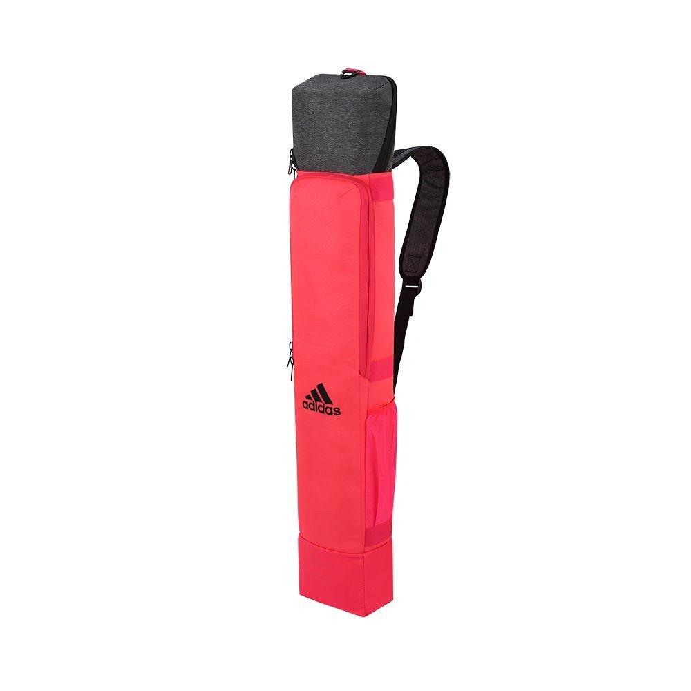 2020/21 Adidas VS2 Hockey Stick Bag - Pink/Black