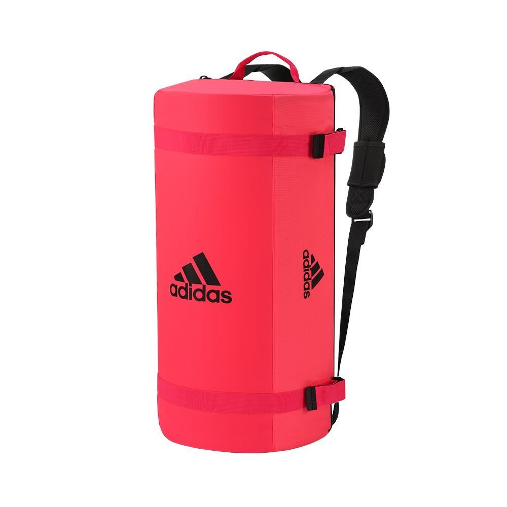 2020/21 Adidas VS2 Hockey Holdall - Pink/Black