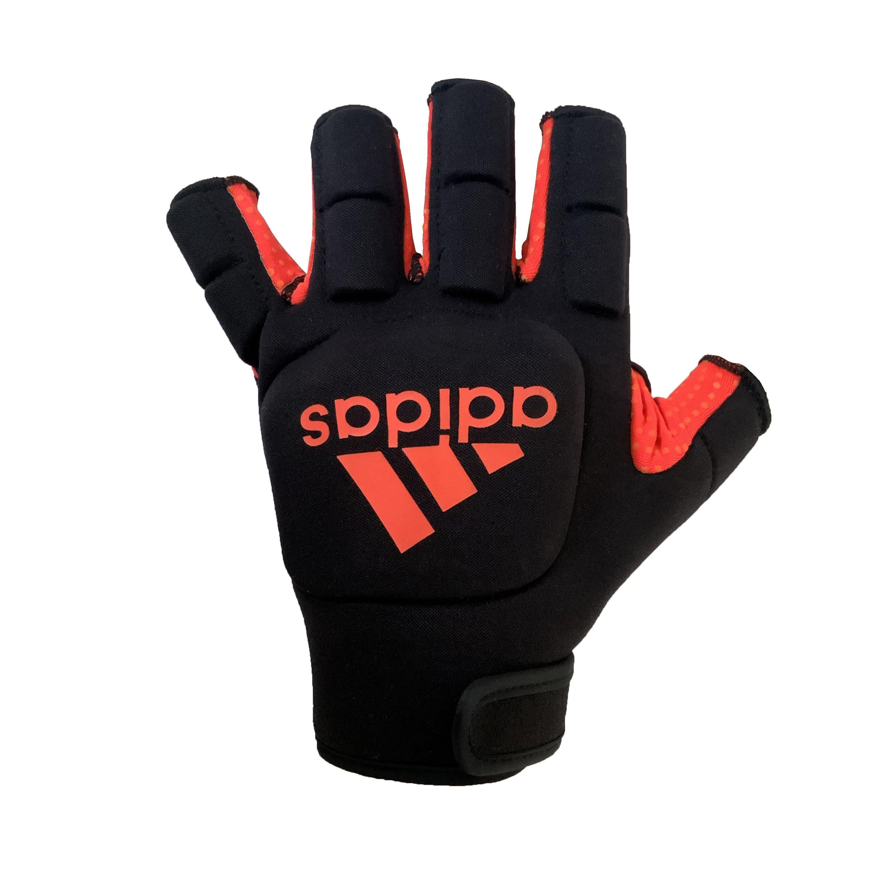 Adidas Hockey OD Hockey Gloves - Black/Orange