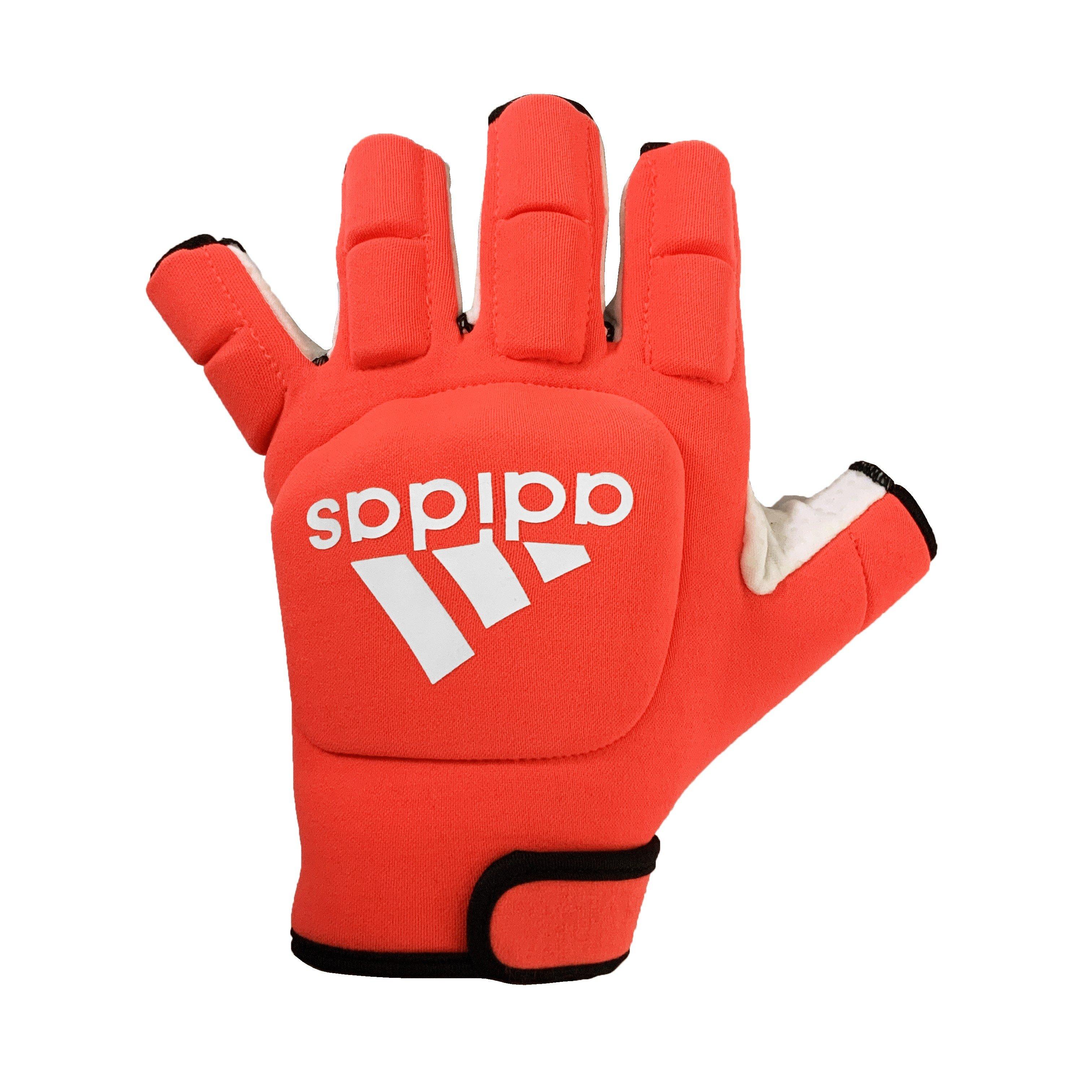 Adidas Hockey OD Hockey Gloves - Red