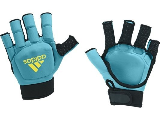 2017/18 Adidas OD Glove - Aqua/Yellow