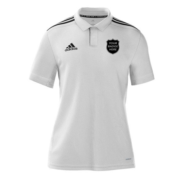 Redditch Hockey Club Adidas White Polo