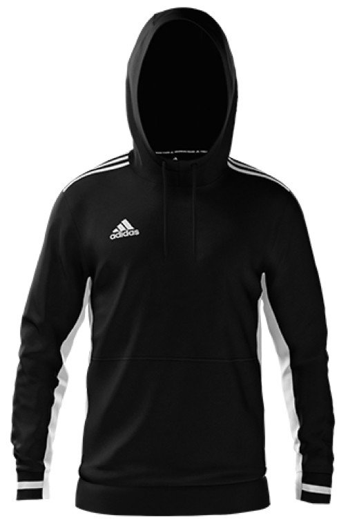 Leeds Adel HC Adidas Black Junior Hoody