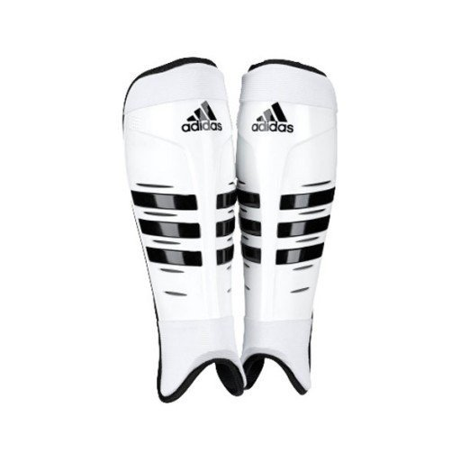 Adidas Hockey Shin Pad White/Black