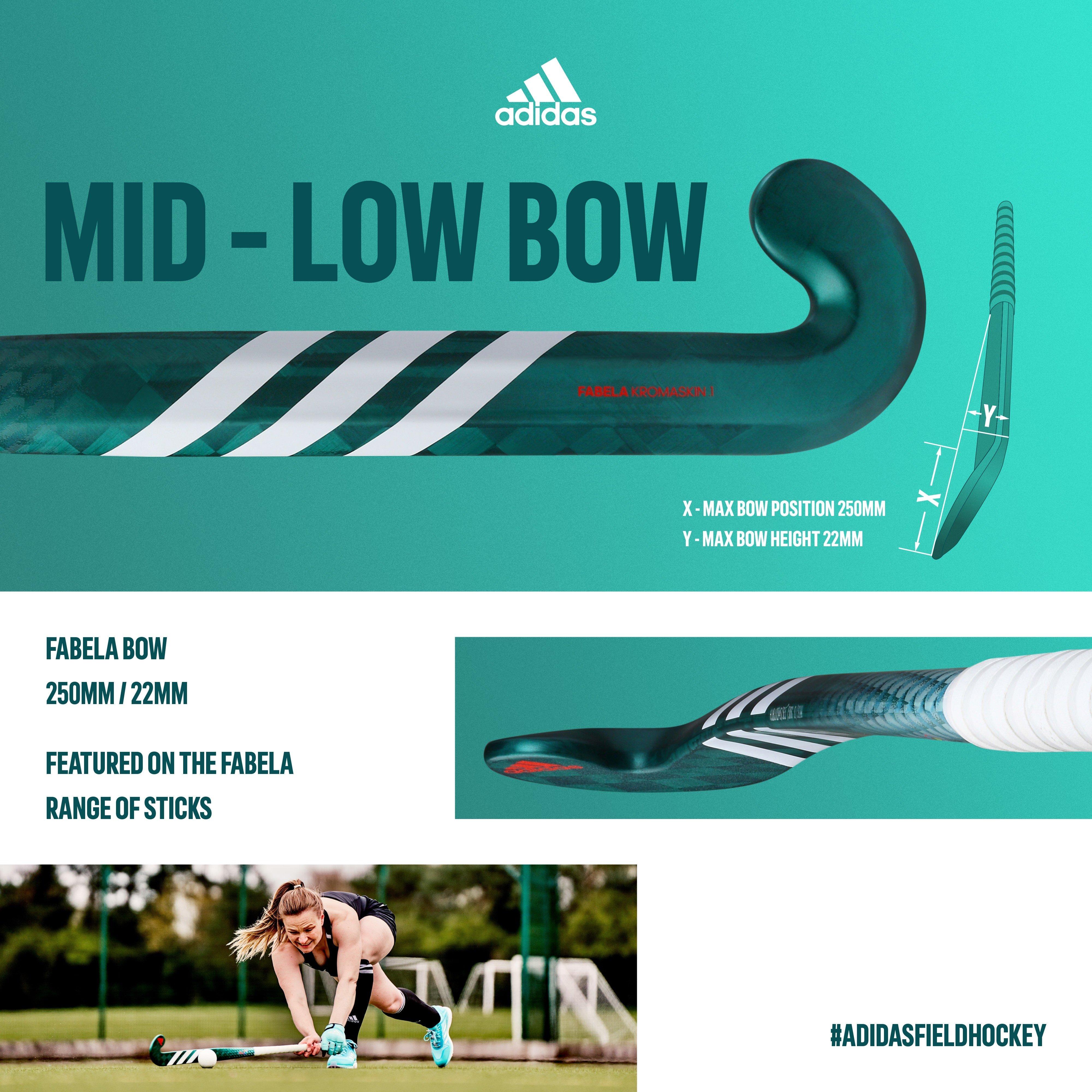 Adidas Fabela .5 Hockey Stick Bow