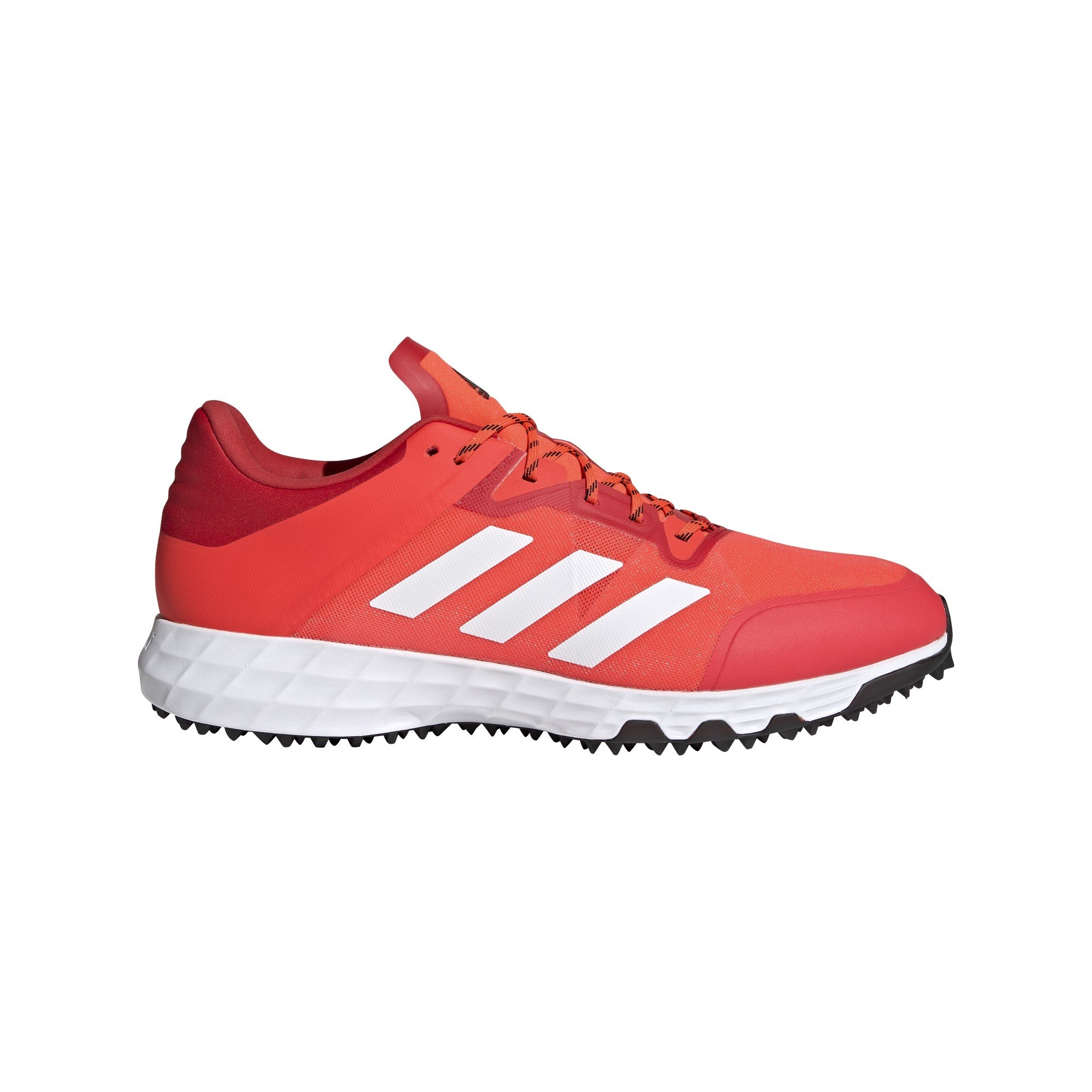2021/22 Adidas Lux 2.0 Hockey Shoes - Red/White