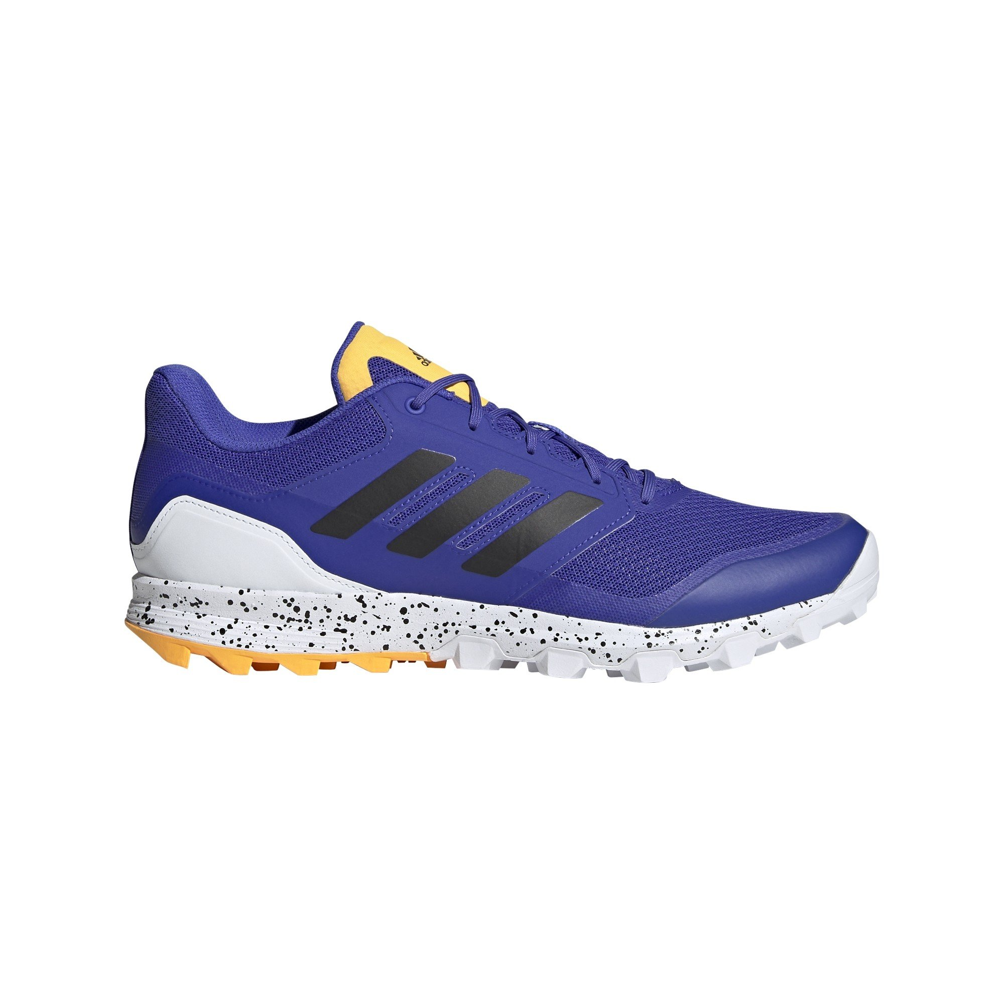 2021/22 Adidas Flexcloud 2.1 Hockey Shoes - Blue/White