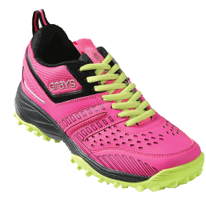 Grays G5000 Ladies Hockey Shoes Pink/Lime