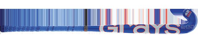 Grays GX 2000 Blue Junior Hockey Stick
